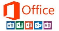 Aplicaciones de Office png