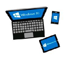 Microsoft anuncia los requisitos de Windows 10 en móvil y escritorio