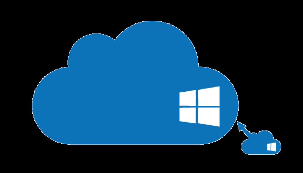 Espectacular crecimiento de la nube de Microsoft