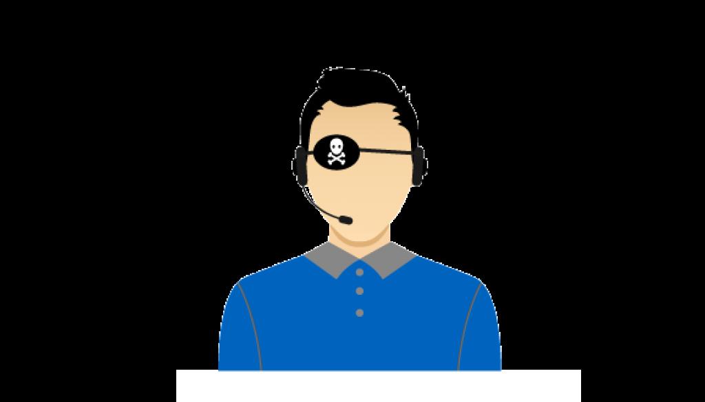 Estafa falsos técnicos de Microsoft