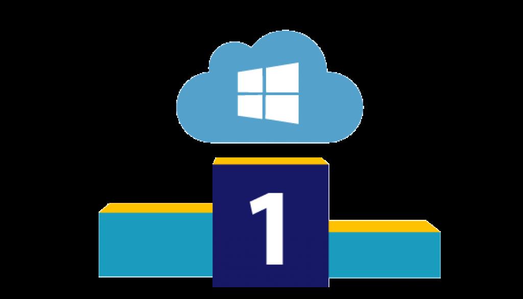 Azure líder en Cloud