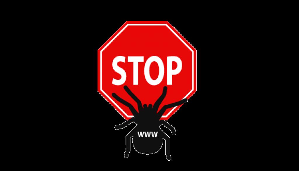 Seguridad: bloqueo de links y archivos maliciosos