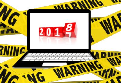 3 amenazas para 2018: Seguridad