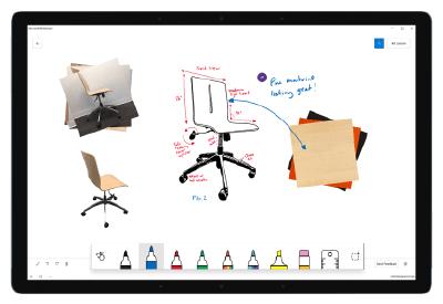Microsoft-New-Whiteboard
