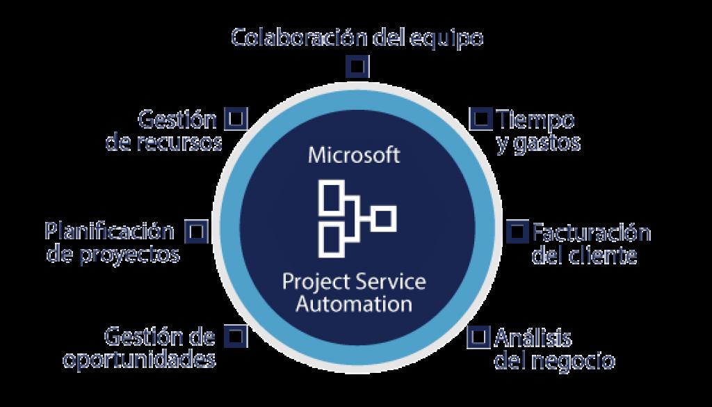 Microsoft Dynamics 365 Project Service Automation