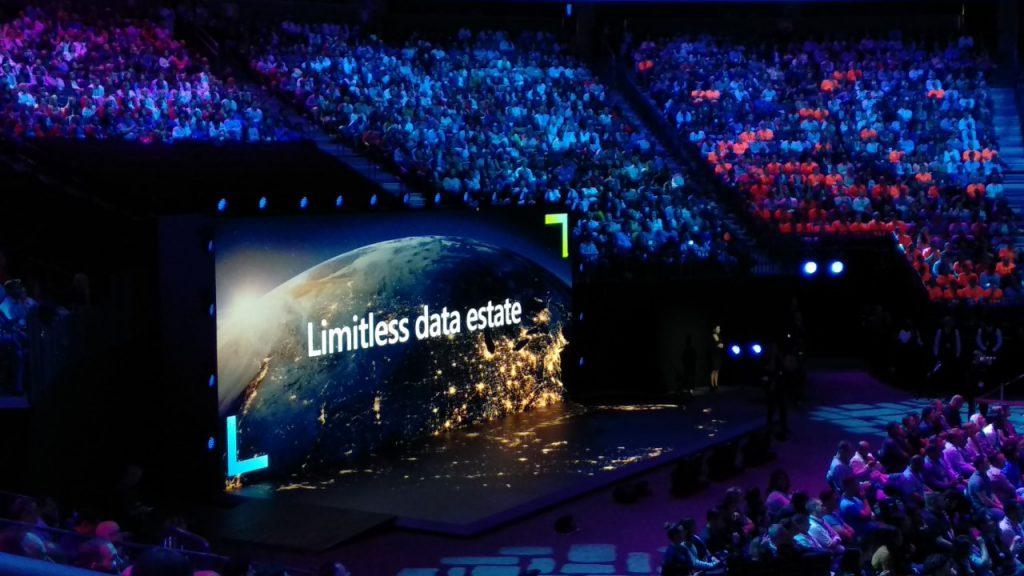 El estado del dato hoy en día es ilimitado. Así lo señaló el Microsoft Inspire 2019