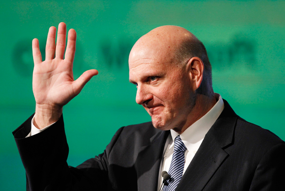 Despedida de Steve Ballmer de Microsoft