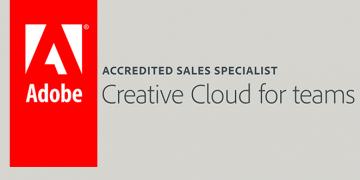 Logo Creative Cloud for teams