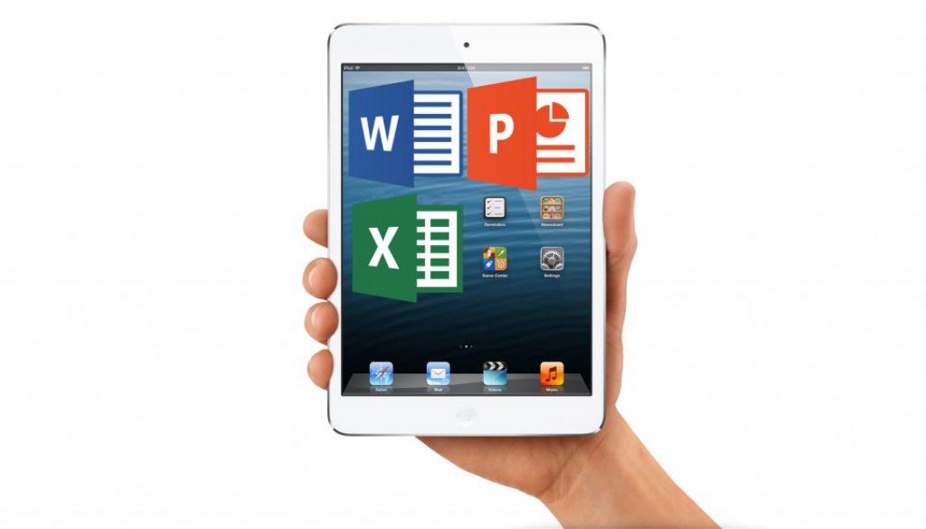 Office 365 para iPad