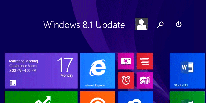 Windows 8.1 Actualización-
