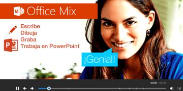 Office Mix de Microsoft