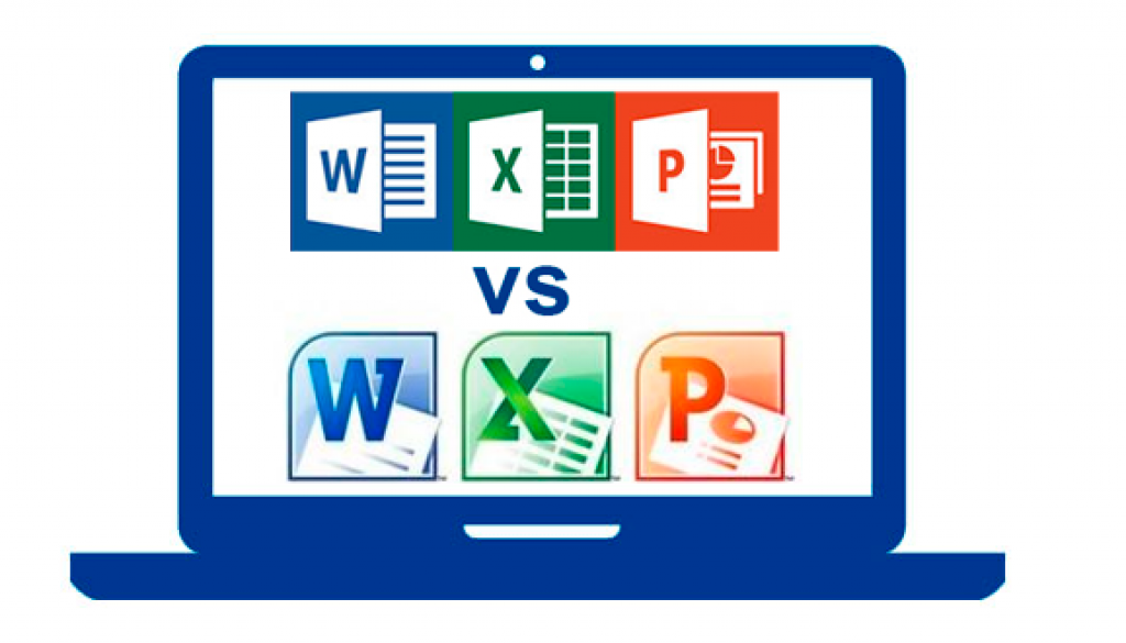 Webcast Word, Excel, PowerPoint vs Office tradicional