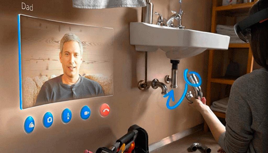 Las infinitas posibilidades de HoloLens