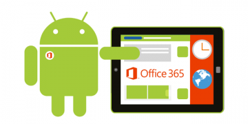 Office 365 para los dispositivos android