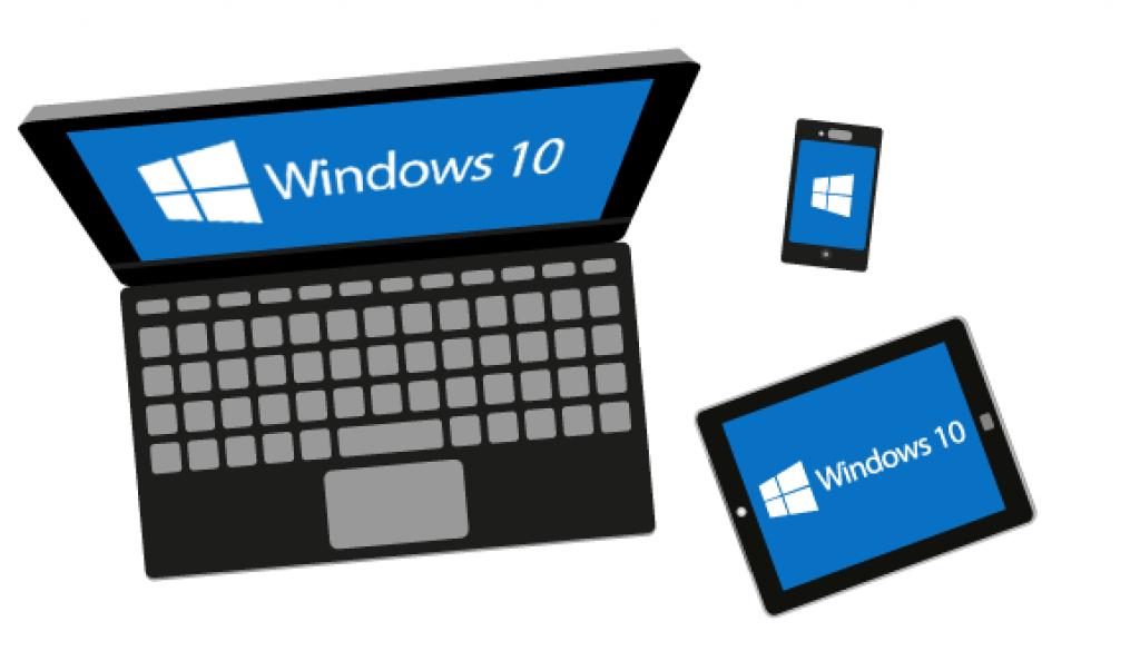 Requisitos de Windows 10 para smartohones y equipos.