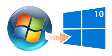 De Windows 7 y Windows 8 a Windows 10