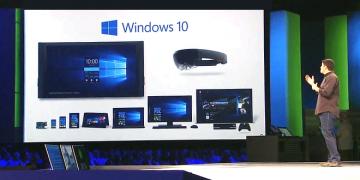 Características de Windows 10