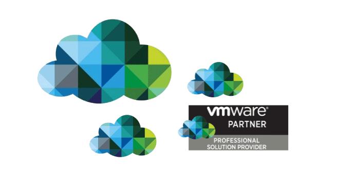 VMware-Partner-Professional-Solution-Provider