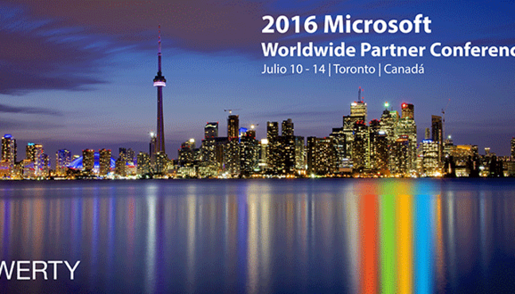 2016 Microsoft Worldwide Partner Conference