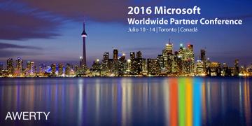 2016 Microsoft Worldwide Partner Conference