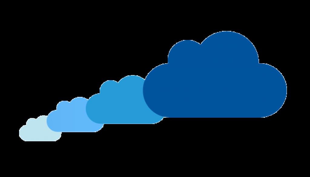 Crecimiento del Cloud