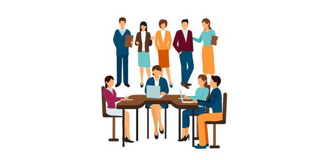 Gestionar tu equipo de trabajo: StaffHub