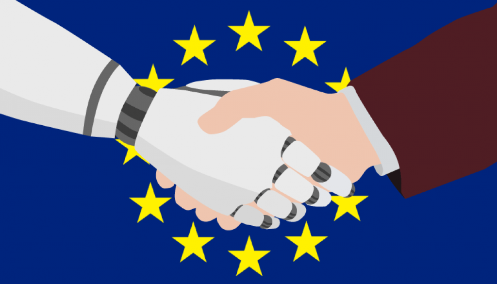 Leyes Robotica UE