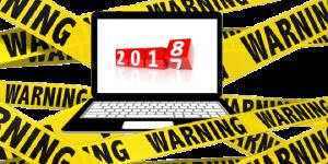 3 amenazas informaticas para el 2018