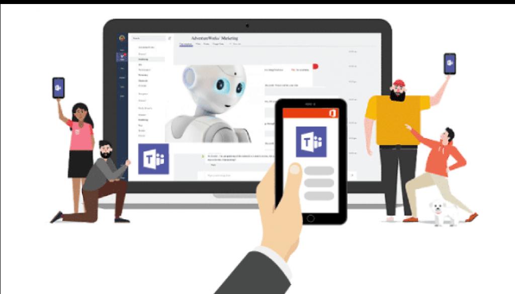 Microsoft Teams también tendrá Inteligencia Artificial