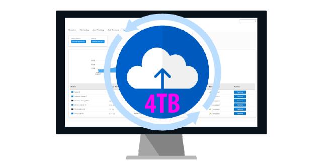 Servicio-backup-4tb