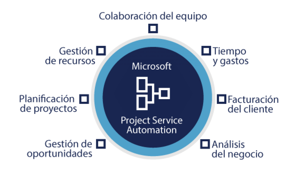 Microsoft Dynamics 365 Project Service Automation
