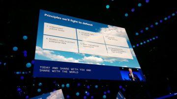 Microsoft Inspire 2018 AWERTY
