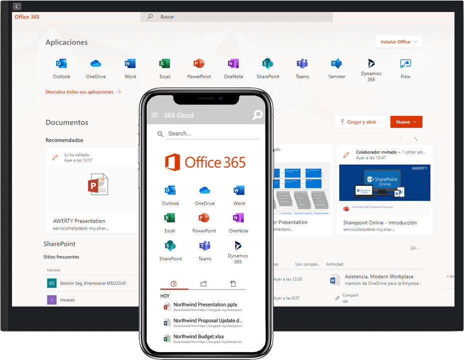 AWERTY Office 365