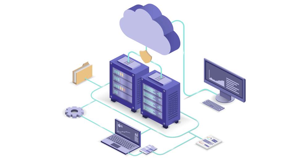 Oficina en el Cloud