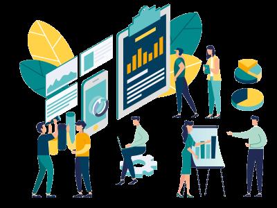 Servicios y soluciones para la transformación digital de tu negocio