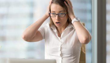 Cómo evitar el desastre de la pérdida de datos